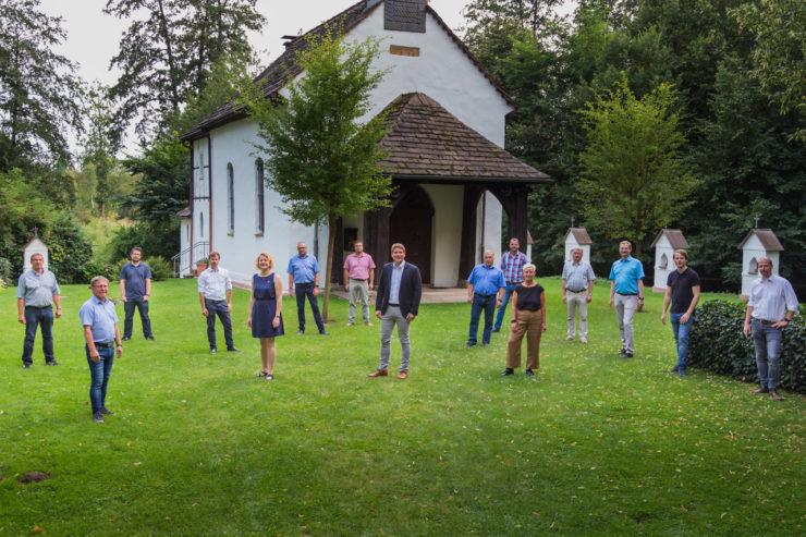 Team CDU Borgentreich Kommunalwahl 2020